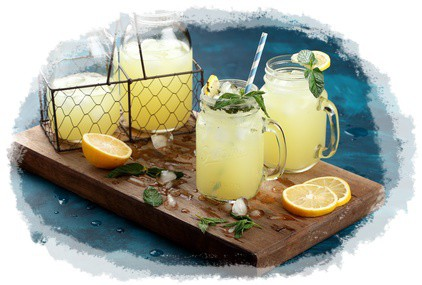 natural lemonade,sugar free lemonade,whole food lemonade