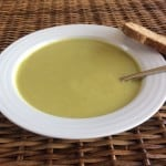 Awesomely Delicious Cream Of Asparagus Soup