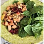 Nutty Apple Super Salad