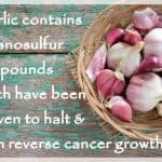 Prevent And Kill Cancer With Garlic