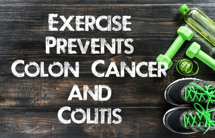 exercise prevents colitis,exercise prevents colon cancer,exercise prevents ulcerative colitis,exercise increases butyrate,exercise induced butyrate production,epigentic effect of butyrate
