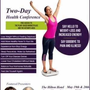 Your Plant Based Guide Conference flyer,your plant based guide conference in costa mesa california,vegan training conference in costa mesa california,plant based health conference in costa mesa california,learn how to go vegan the healthy way