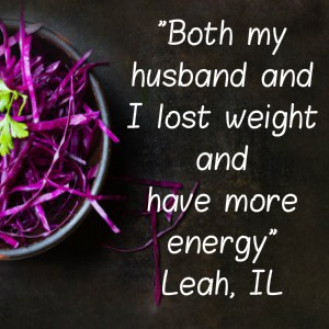 Leahs Your Plant Based Guide testimonial