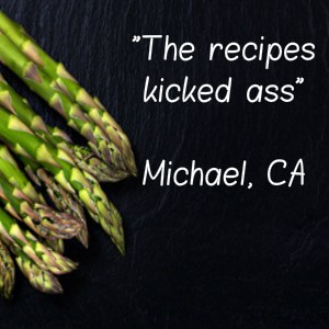 Michaels Your Plant Based Guide testimonial