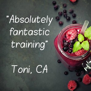 Toni Your Plant Based Guide testimonial